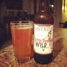 Lagunitas Brewing's Little Sumpin' Wild Ale - 8.8% abv