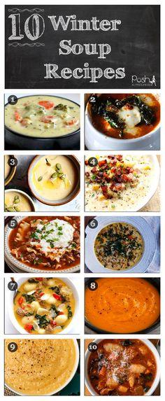 10 Delicious Winter