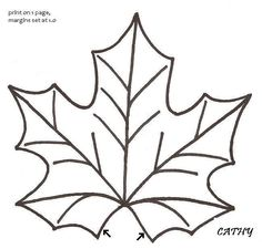 Maple Leaf Mug Rugs - Pictorial Tutorial & Pattern. Can use quilt stencil as embroidery pattern
