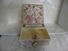 kartki,karteczki,pudełeczka i takie tam...: Szkatułka urodzinowa
