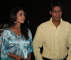 Kajol married Ajay Devgan on 24th February 1999. Kajol and Ajay Devgan have acted together in films like Pyar to Hona Hi Tha and Dil Kya Kare. They dated for few years even before marriage. But there were not any great controversies or gossips. It was a simple marriage ceremony attended by few close friends and relatives. Kajol continued to act in films even after their marriage. Ajay Devgan said that it's left to her and he has nothing to decide.