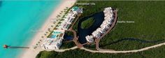 Aerial Mandarin Oriental PDC by Cedral Homes