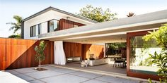 Take a Tour of the Hunters Hill Textural House