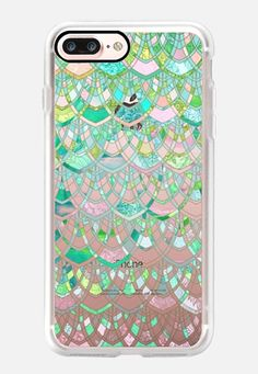 Buy Art Deco Watercolor Patchwork Pattern - Pink & Green on Transparent iPhone 7 Plus by Micklyn Le Feuvre at CASETiFY. Patchwork Patterns, Tech Accessories, Casetify, Pink And Green, Iphone 7, Art Deco, Phone Cases, Watercolor, Beautiful