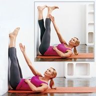 Flatten your belly, slim your thighs, and firm your butt in 2 weeks--without a single sit-up or squat.....