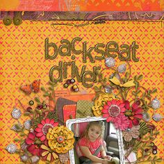 Gimme Layers 41 - Cluster Queen Creations  Second Spring - Cluster Queen Creations, geniaBeana Scraps, and Amy Stoffel  Font - 1942 report