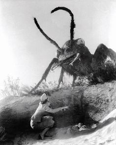 Them! (1954). My first Creature Double Feature!!!