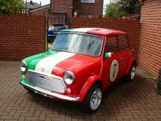 Classic Mini P&L Special Italian Job | You Drive Car Rental - Faro airport - Algarve - Portugal - www.you-drive.cc