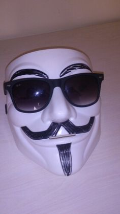 New version V For Vendetta