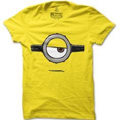 Pánské tričko s Mimoněm v depresi