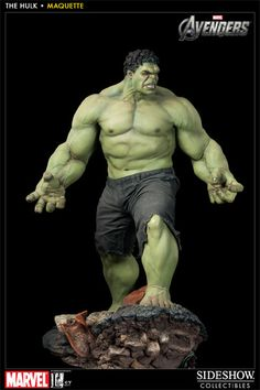 Sideshow Collectibles - Hulk Maquette