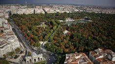 Madrid: Parque del Retiro.