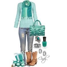 A fashion look from December 2014 featuring Fat Face sweaters, Anine Bing jeans and Frye boots. Browse and shop related looks.
