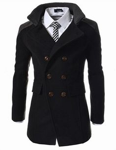Cheap Wool & Blends on Sale at Bargain Price, Buy Quality coat children, clothing brands for men, coat paper from China coat children Suppliers at Aliexpress.com:1,Front fly:double breasted 2,Gender:Men 3,Style:Fashion 4,Collar:Turn-down Collar 5,Model Number:lj31