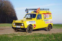 Kindy, partenaire d'un jeune équipage pour le Rallye des sables ...