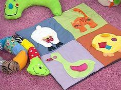 Manualidades y Artesanías | Alfombra para bebé | Utilisima.com