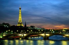 The beautiful River Seine