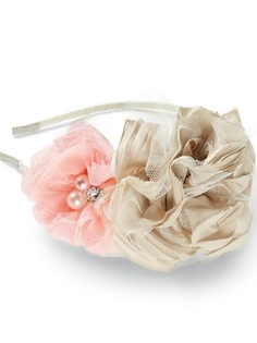 Vintage Couture Inc. Trista Sutter's Blushing Paisley  Headband  $18.00