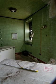 County Morgue* Located at an undisclosed place in United States of America US      Location Genre:General Hospital      Built:1936     Opened:N/A     Age:78 years     Closed:2004     Demo / Renovated:N/A     Decaying for:10 years     Last Known Status:Being demolished or renovated