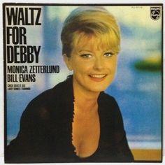 zoom Monica Zetterlund / Bill Evans - Waltz For Debby - LP