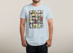 Check out the design Storytellers by Maxim Cyr on Threadless