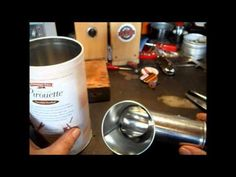 MINI ROCKET STOVE ( Part 3 ) Done - YouTube