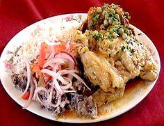 comida boliviana pollo