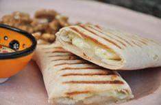 Glutenvrije quesadilla met brie recept Quesadillas, Ethnic Recipes, Food, Quesadilla, Essen, Meals, Yemek, Eten