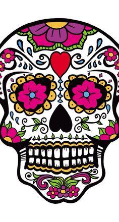 Tattoo idea... Skull