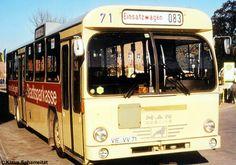 niederrheinbus.de  Noch ein alter Freund, der mich oft zur Schule gefahren hat. Ein #Büssing #Standardlinienbus der VVG aus Viersen.