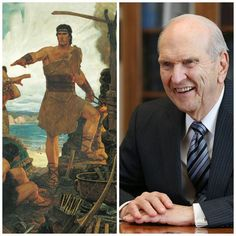 15 LDS general authorities and their Book of Mormon heroes | Deseret News