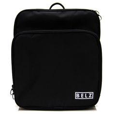 벨즈 [BELZ] TRIPPY DJ BAG BLACK  심플한 DJ BAG 스타일!