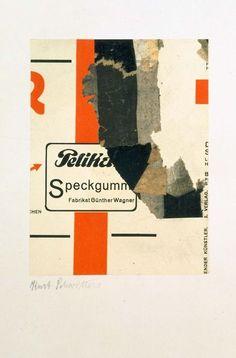 Kurt Schwitters.