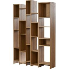 """You'll love the Adams 71"""" Accent Shelves Bookcase at AllModern - With Great Deals on modern Office Furniture products and Free Shipping on most stuff, even the big stuff."""