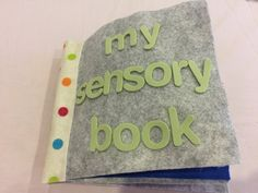 Tranquillo libro sensoriale del bambino