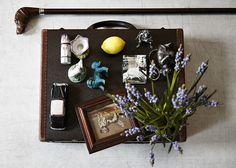 Personal Space: Mario Buatta | The legendary interior designer reveals a few of his most intimate treasures.