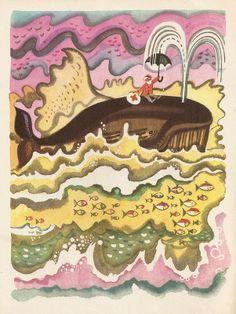 Vladimir Konashevich illustration