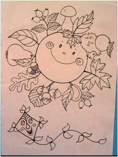 Colouring Pages, Adult Coloring Pages, Coloring Books, Weather Art, Diy And Crafts, Crafts For Kids, Autumn Activities For Kids, Seasons Of The Year, School Decorations