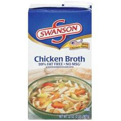 Stock Up! Get Two Swanson Broth 14.5oz Containers Just $0.34/Each At Walgreens With Printable Coupon!