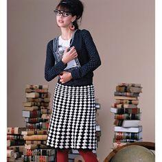 skirt pattern - by Vladimir Teriokhin