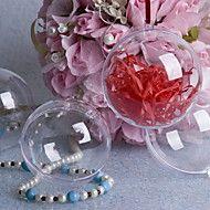 mariage décor boule en plastique transparent pour... – EUR € 2.05