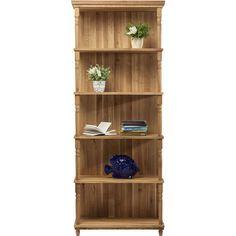 Shelf Tazio - KARE Design #kare #karedesign #shelf #solid #wood #oak #wild #rustic #rough #mountain #chalet #kitchen #open