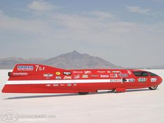 The BUB Racing Streamliner Seven, piloted by Chris Carr, broke the motorcycle land speed record yesterday with a pass recorded at a blistering 367.382 mp