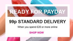 February Payday Offer