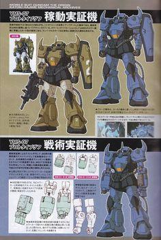 [SCANS] Gundam The Origin Mechanical Archives Vol.1…