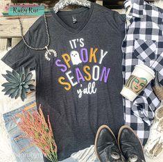 It's Spooky Season Tee – Ruby Rue Jewelry & Accessories