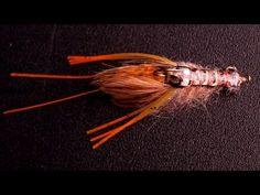 Duane Hada's Creek Crawler _ Dally's White River Fly Tying Videos