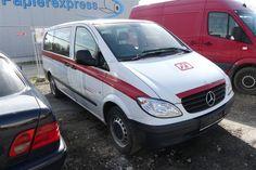 PKW (M1) Mercedes Benz Vito 109 CDI - Baumaschinen, Fahrzeuge und Bau-Zubehör - Karner & Dechow - Auktionen