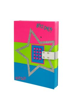 Digital Lock Journal | Journals & Writing | Room, Tech & Toys | Shop Justice