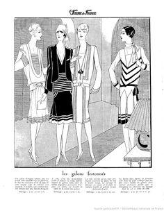 La Femme de France 10/30/1927